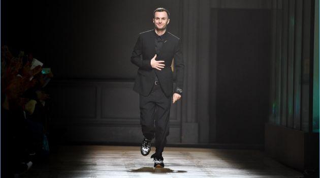 Kris Van Assche Departs Dior Homme, Kim Jones Signs On
