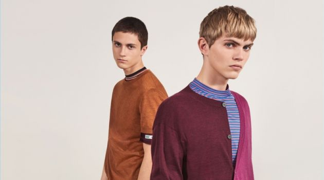 Sportswear Influences & Tailoring Come Together for Lanvin Spring '18 Campaign
