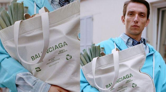 Matches Fashion Embraces Retro-Inspired Style by Balenciaga