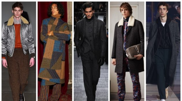 Tweed Makes a Cool Comeback for Fall '18