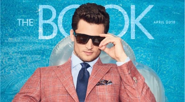 Garrett Neff covers the April 2018 edition of Neiman Marcus' The Book.