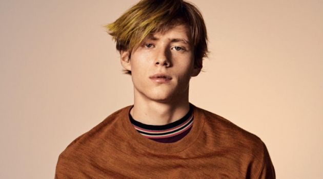 Noah Bunink Revisits Skate Style with Vogue Man Netherlands