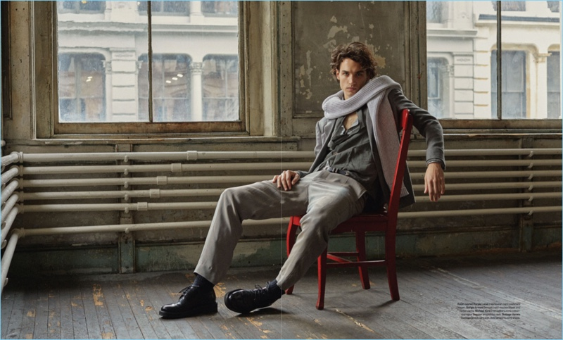 Wear Soft: Federico Novello & Andy Nordin for Robb Report