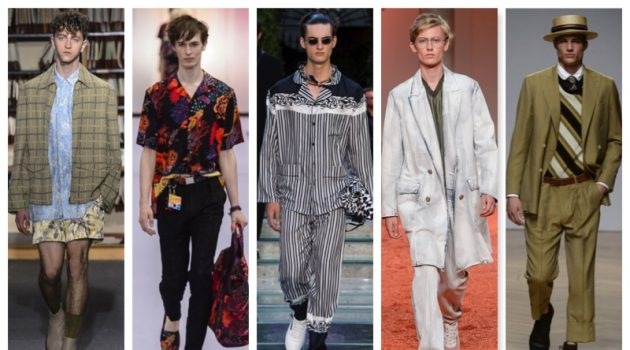 5 Men's Fashion Looks to Keep You on Trend This Spring