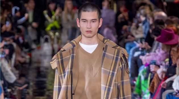 Stella McCartney's Man Makes His Runway Debut for Fall '18