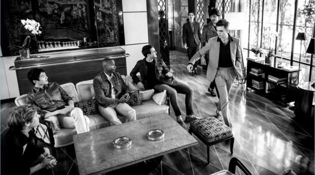 Andres Velencoso, Gabriel-Kane Day-Lewis + More Join Tod's Band for 2018