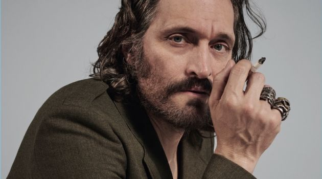 Connecting with Another Man, Vincent Gallo wears Saint Laurent.