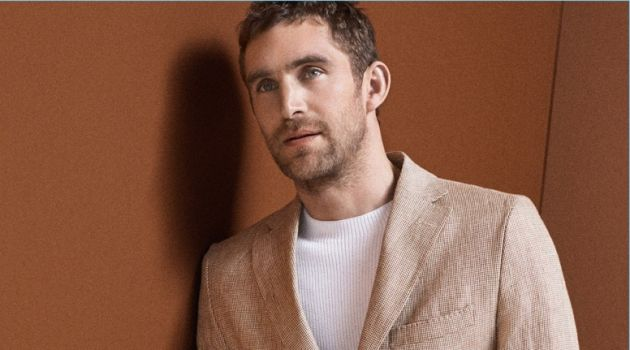Age of Icons: Will Chalker Dons Light Tailoring for Massimo Dutti