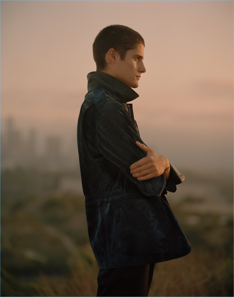 Henry Kitcher & Julian De Gainza Tackle the Hollywood Hills with Berluti