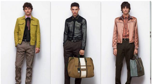 Bottega Veneta Spring/Summer 2018 Men's Collection