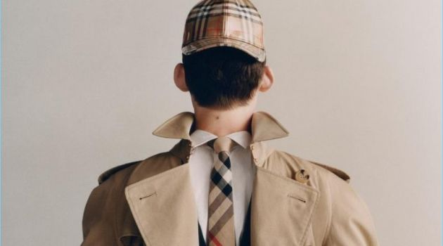Burberry Reimagines Its Heritage Trench Coat