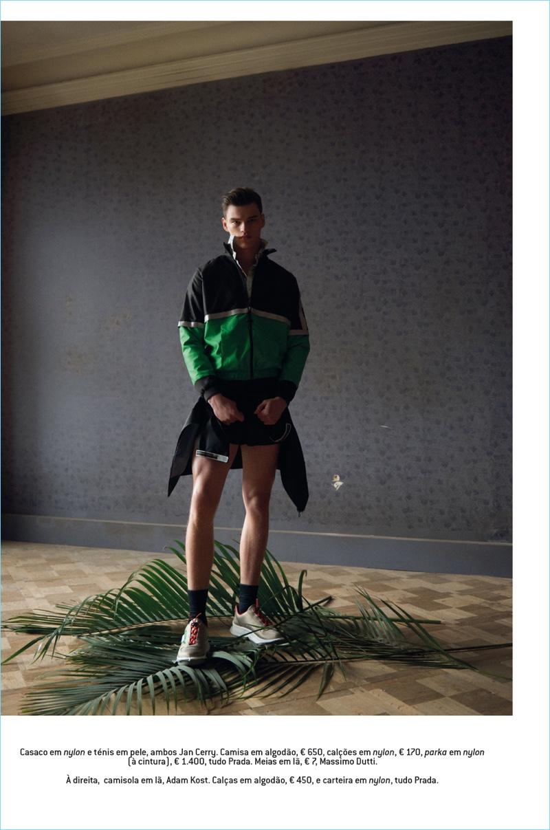 Sunday Afternoon: Filip Hrivnak for GQ Portugal