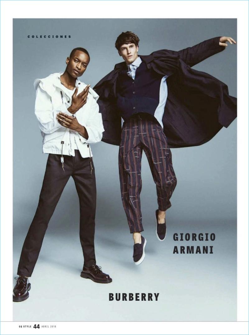 Rodrigo Calazans + More Tackle Spring '18 Collections with GQ México