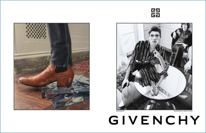 d9c60343a2b2 Steven Meisel photographs Givenchy s spring-summer 2018 campaign.