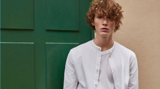 Harold Vente Dons Hermès for Buro 24/7 Singapore