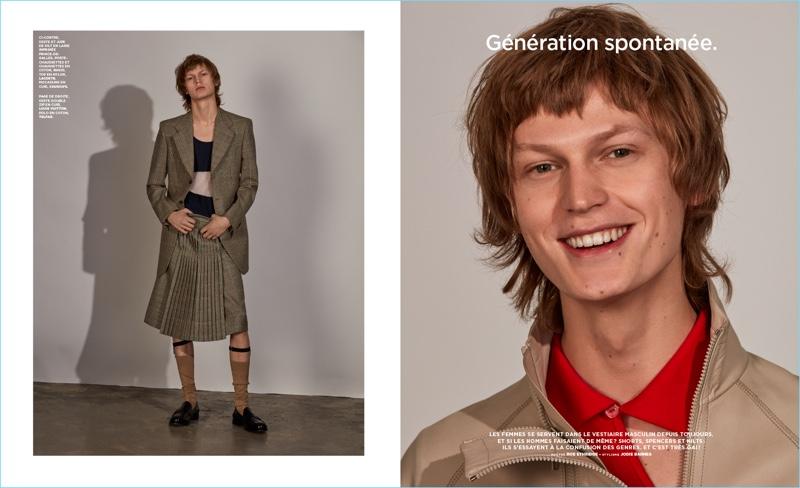 Jonas Glöer, Garrett Neff + More Star in M Le Monde Story