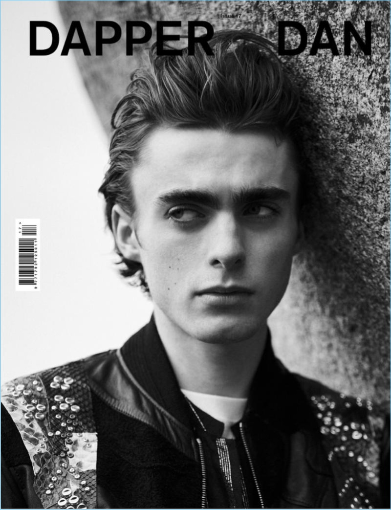 8187f2d7769 Lennon Gallagher | Dapper Dan | 2018 | Cover | Editorial | Saint ...