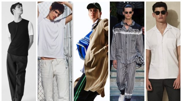 5 Hot Fashion Trends for Tall Men in 2018