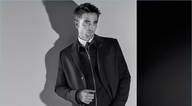 Robert Pattinson fronts Dior Homme's fall-winter 2018 campaign.