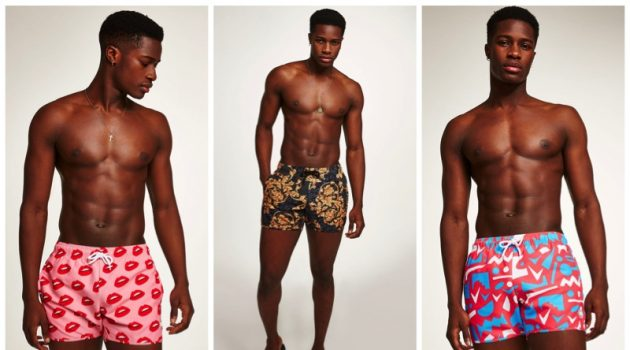 New Arrivals: Vacation-Ready Swim Shorts from Topman