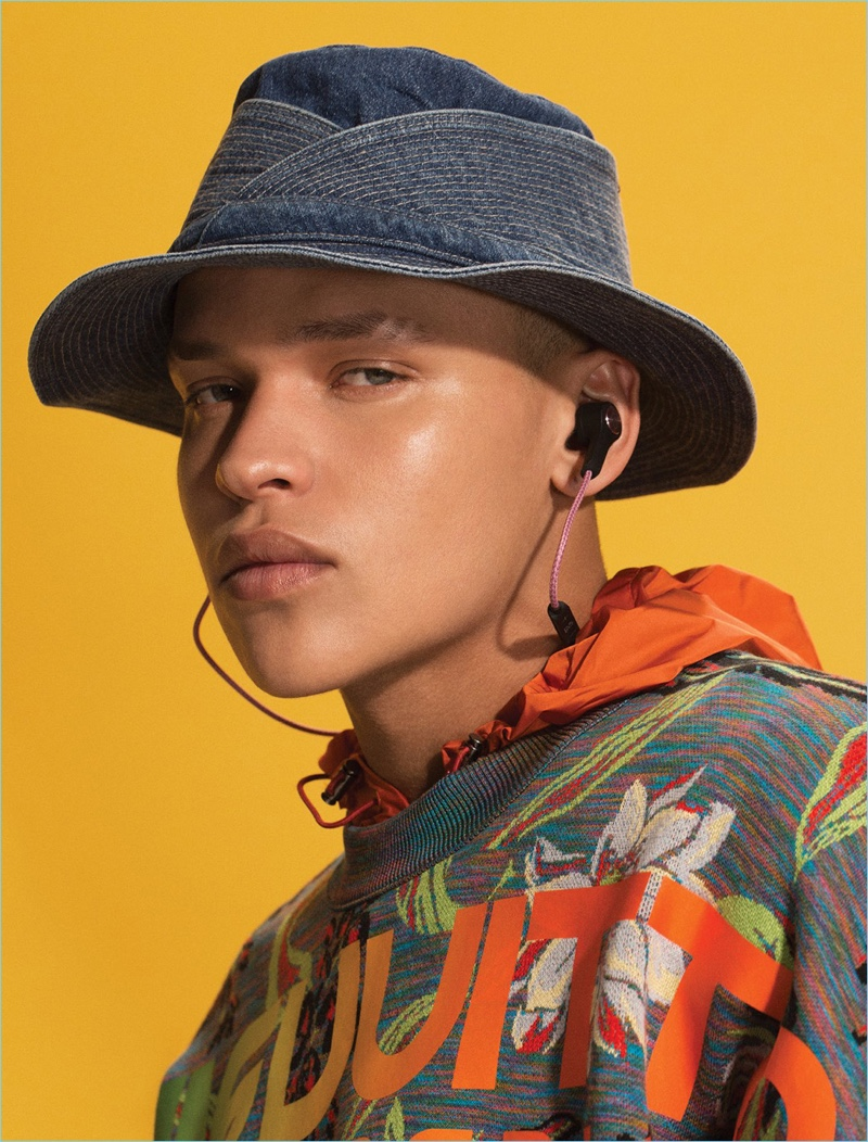 Chris Moore + More Rock Summer Accessories for VMAN