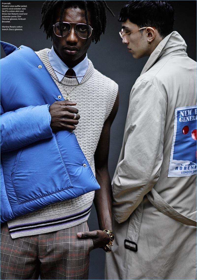 WWD Spotlights Designer Outerwear