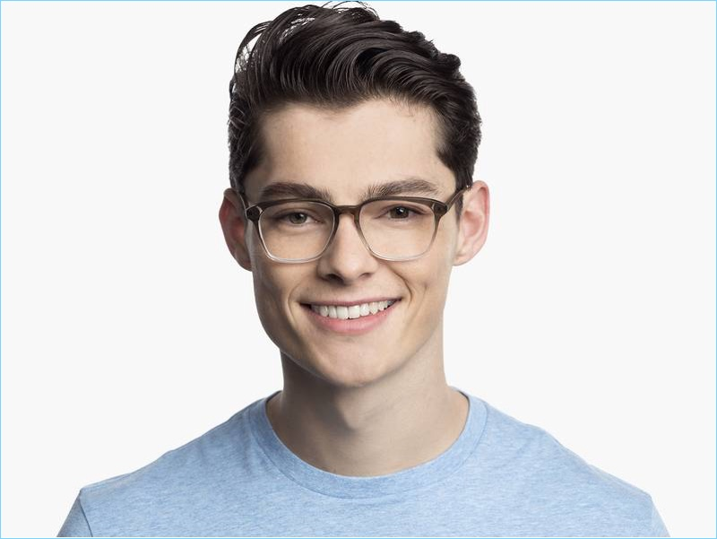 be2dd6e395603 Dawes Glasses in Driftwood Fade from Warby Parker