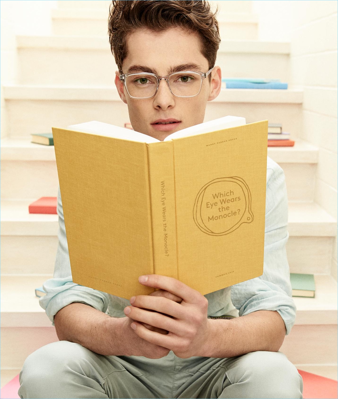 e0f5b13d0a Prepare for Summer Reading with Warby Parker s Newest Glasses