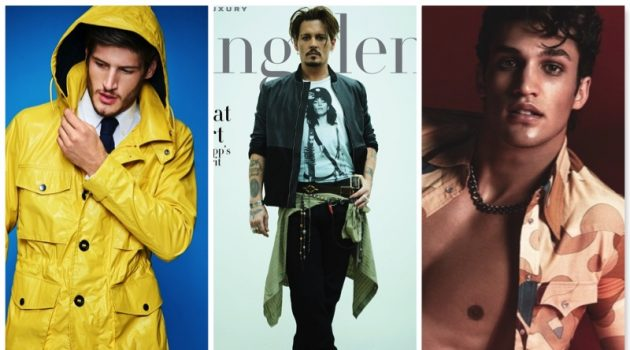 Week in Review: BOSS, Johnny Depp, Francisco Henriques + More