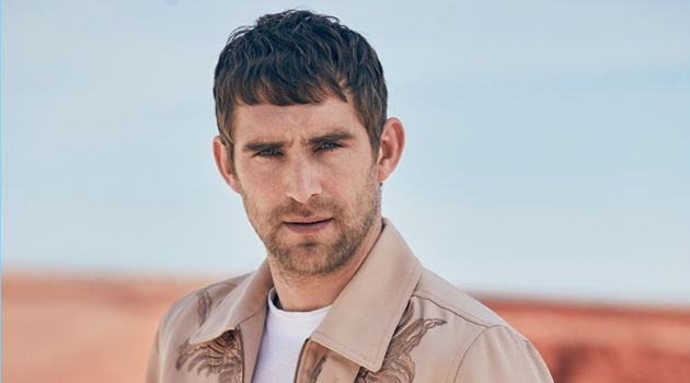 Will Chalker Embraces Modern Western Style for Esquire España