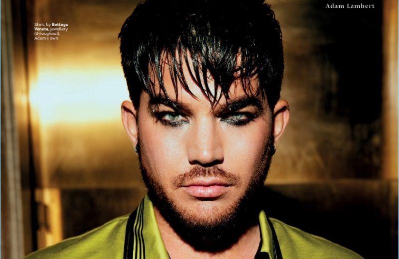 Adam Lambert Covers Attitude, Talks Music & Freddie Mercury