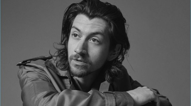 Alex Turner Covers Icon El País, Talks Music & Social Media
