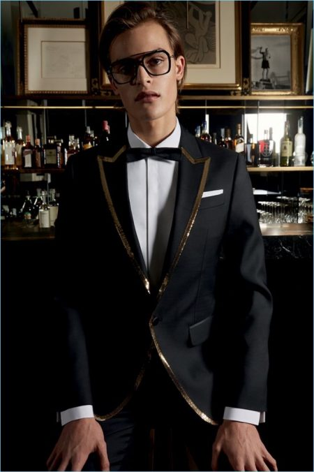 Dsquared2's Man is Dressed to Kill with Fall '18 Classic Collection