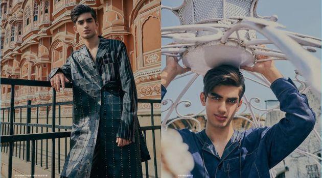 Elle Men Hong Kong Explores India with Neelaksh Apte