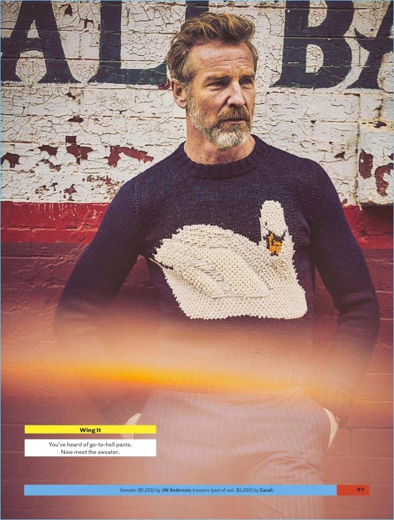 Matthew Avedon, Rainer Andreesen & Lono Brazil Embrace Smart Style for Esquire