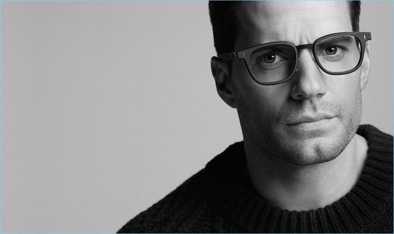 Henry Cavill stars in BOSS' new eyewear campaign.