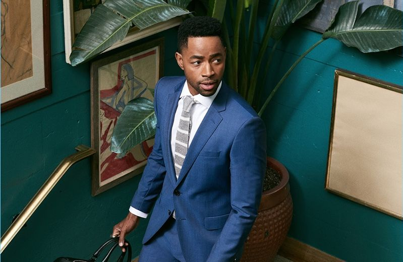 Jay Ellis Shows 4 Ways to Wear BOSS' Sartorial Suit