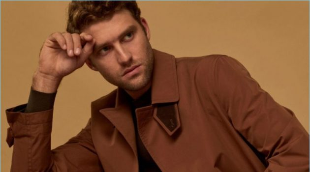 Max Motta appears in a new editorial for GQ Brasil.