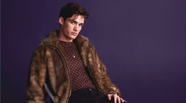 River Island Tackles High Street Luxury with Fall '18 Collection