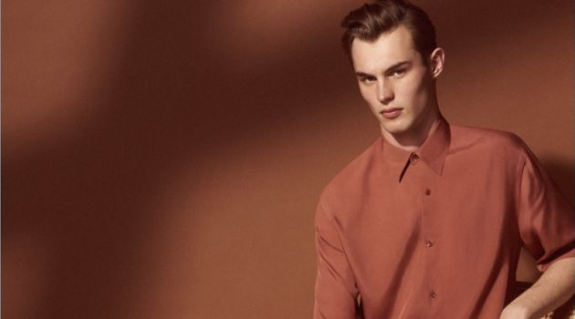 Sandro Brings Its French Style to Mr Porter with Summer Capsule
