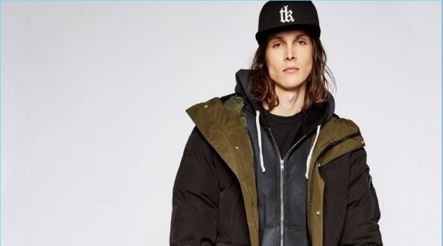 The Kooples Sport Champions Winter Style for Fall '18 Collection