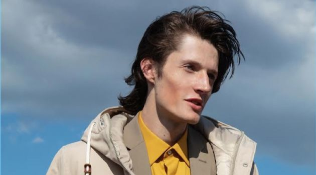 Victor Kusma Embraces Outdoors Style for GQ Brasil
