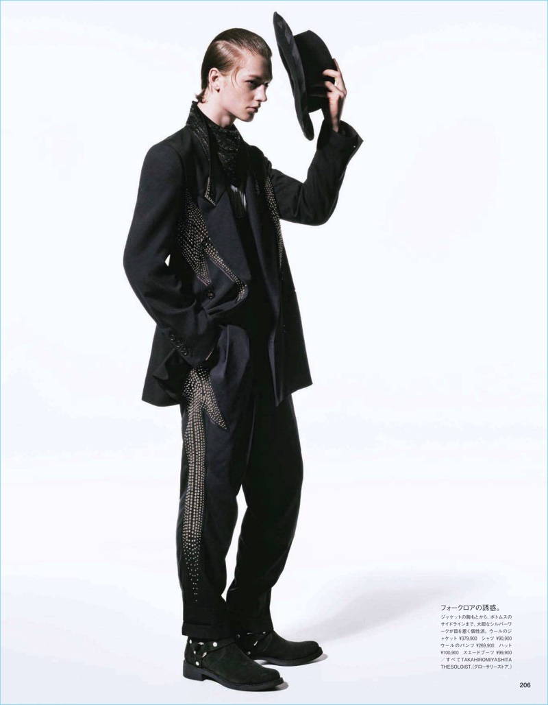 Diversity in Style: Niels Trispel & Honza Stiborek for Vogue Japan Wedding