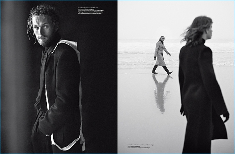 Tailoring: Aiden Andrews for L'Uomo Vogue