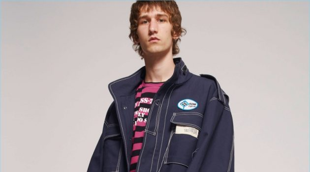 Andrea Pompilio Tackles Vacation Style for Spring '19 Collection