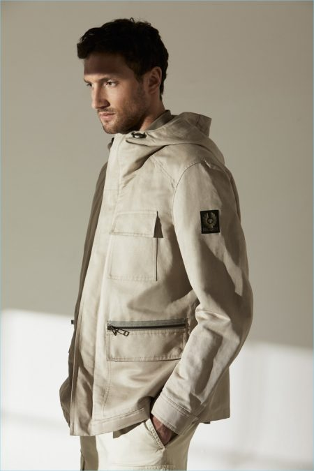 Belstaff Goes Simple & Rugged for Spring '19 Collection