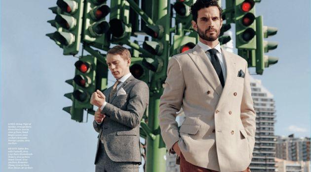 Brexit Boys: Joe Moreline & Jago Peachey for Capital Magazine