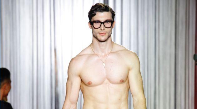 Dolce & Gabbana Spotlights Underwear & Accessories for Secret Show