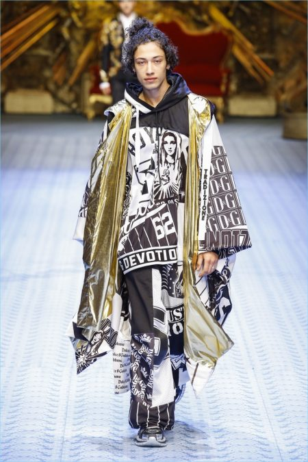 Dolce & Gabbana Revisits Archives for Spring '19 Collection