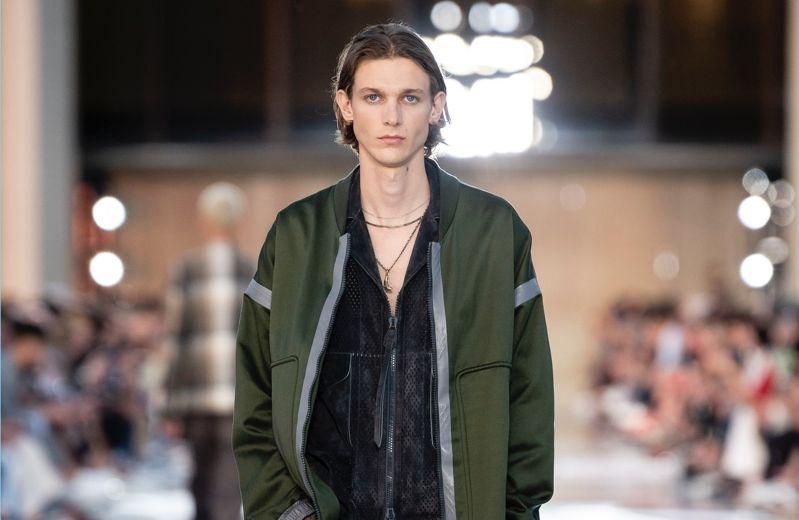Ermenegildo Zegna Couture Embraces an Airy Quality for Spring '19 Collection